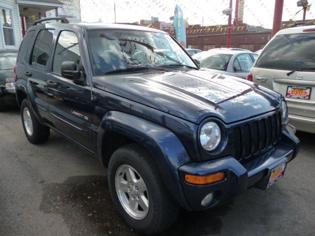 2002 Jeep Liberty Limited - Chicago IL