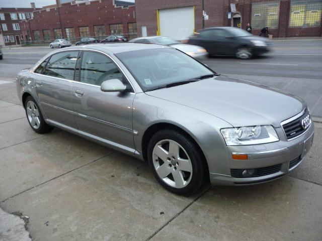 2004 Audi A8