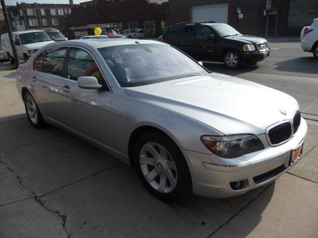 2006 BMW 7 series