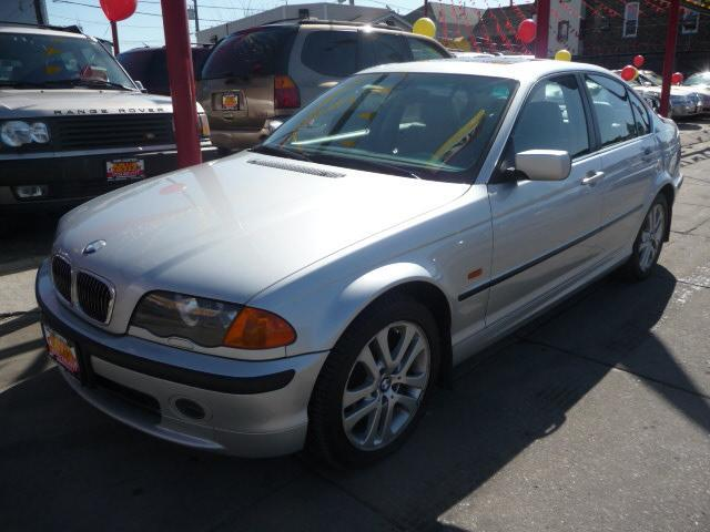 2001 BMW 3 series