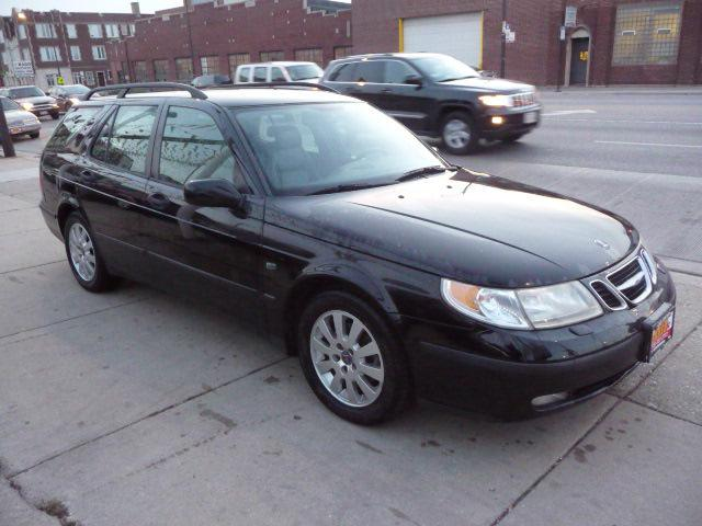 2002 Saab 9-5