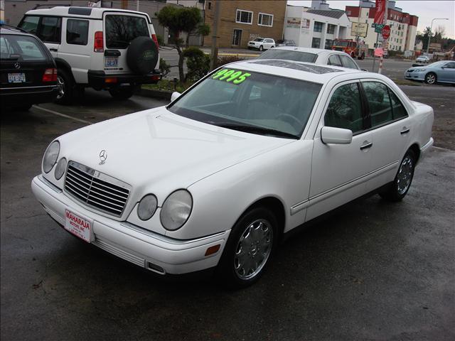 1999 mercedes benz e class 13758 lake city way ne for 1999 mercedes benz e class