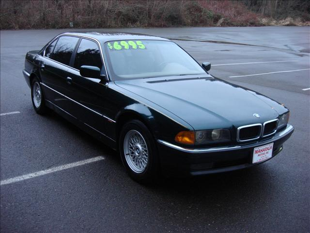 used 1997 bmw 7 series for sale 13758 lake city way ne. Black Bedroom Furniture Sets. Home Design Ideas
