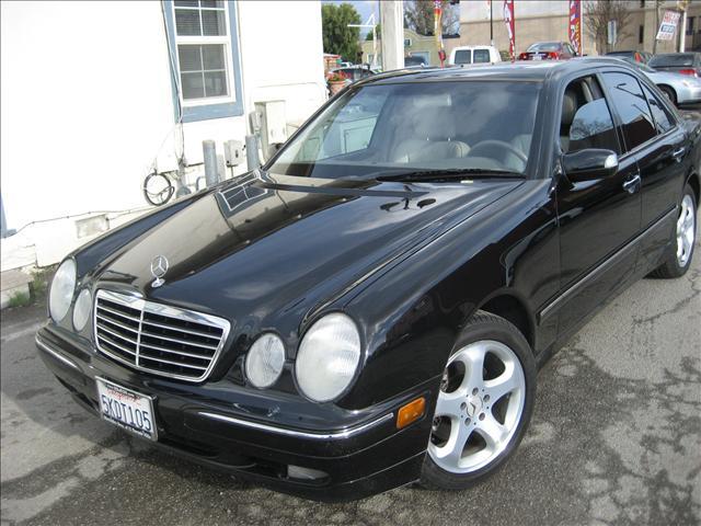 2002 Mercedes-Benz E Class