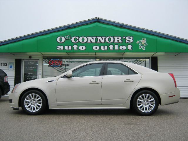 2011 Cadillac CTS