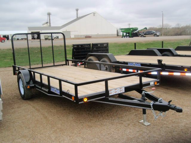 2013 LOAD TRAIL 77X14