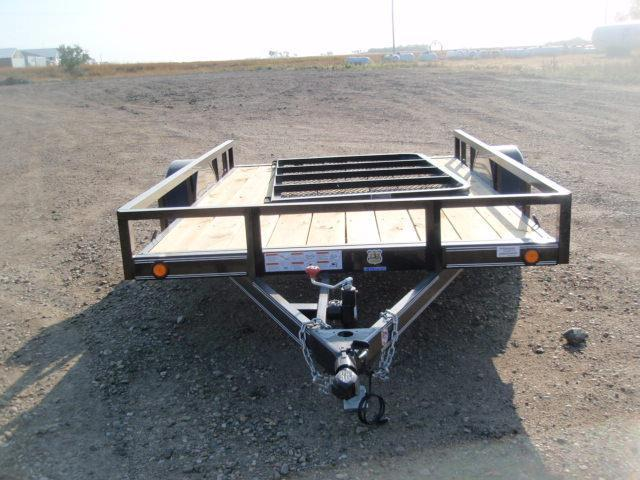 2013 LOAD TRAIL 77 X 10