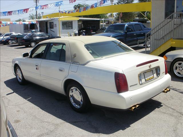 Used 2002 Cadillac Deville For Sale 1716 Fremont St Las