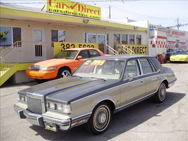 lincoln continental 1982 used cars for sale. Black Bedroom Furniture Sets. Home Design Ideas