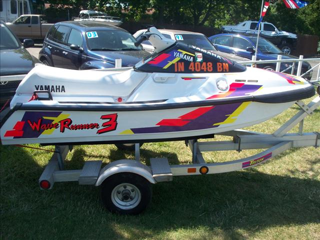 1994 Yamaha Wave runner 3