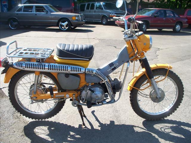 1971 Honda CT Trail 90