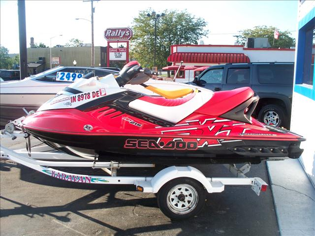 2007 Sea Doo RXT 215