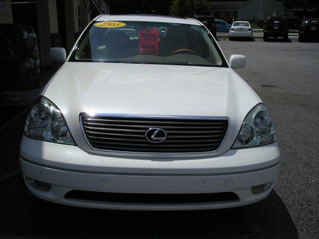 used 2003 lexus ls 430 for sale 1 pelham road greenville sc 29615 used cars for sale. Black Bedroom Furniture Sets. Home Design Ideas