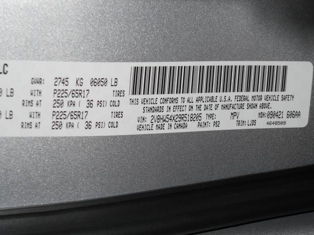 Image 14 of 2009 Volkswagen Routan…