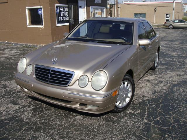 2000 mercedes benz e class 300 e linwood blvd kansas for 2000 mercedes benz e class e320