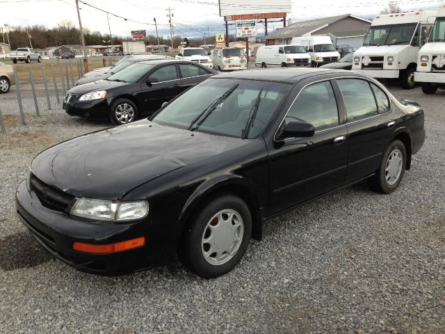 1998 Nissan Maxima