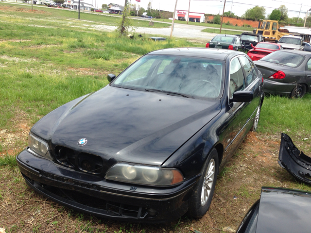 2001 BMW 5 series