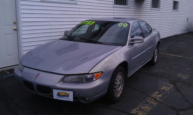 2000 Pontiac Grand Prix