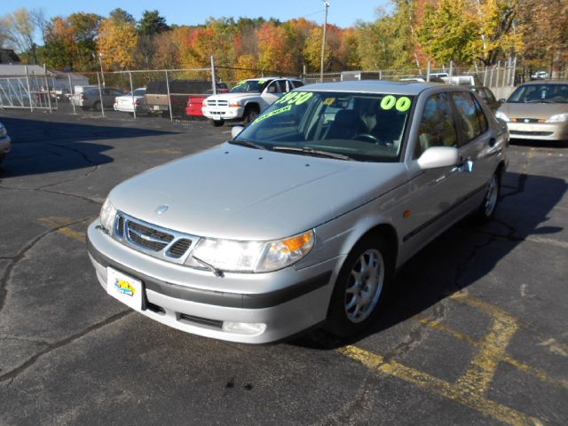 2002 Saab 9-3