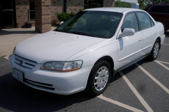 2001 Honda Accord ONE N.C. OWNER, CARFAX CERTIFIED, NICE, DEPENDABLE ...