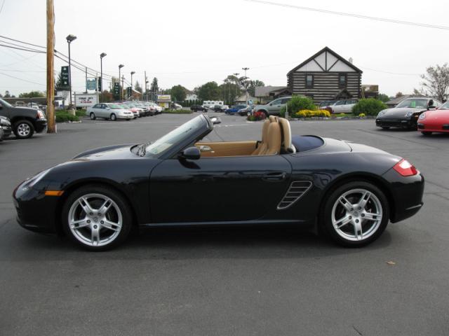 Image 24 of 2008 Porsche Boxster…