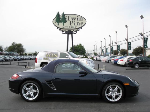 Image 25 of 2008 Porsche Boxster…