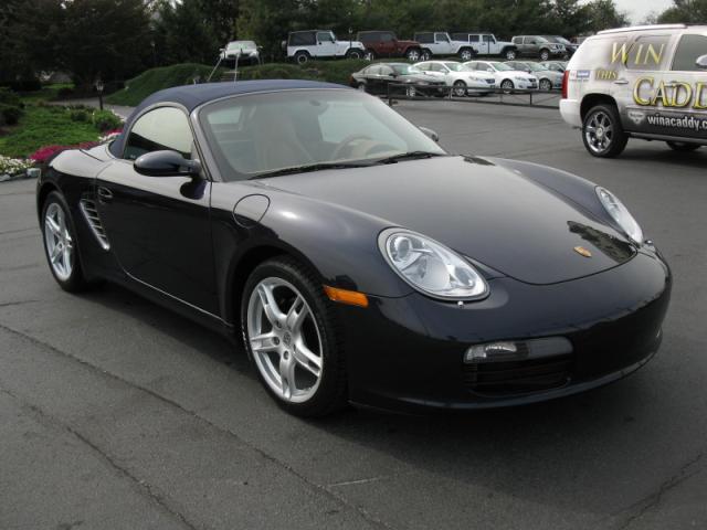 Image 26 of 2008 Porsche Boxster…