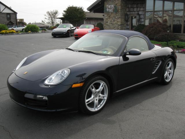 Image 27 of 2008 Porsche Boxster…