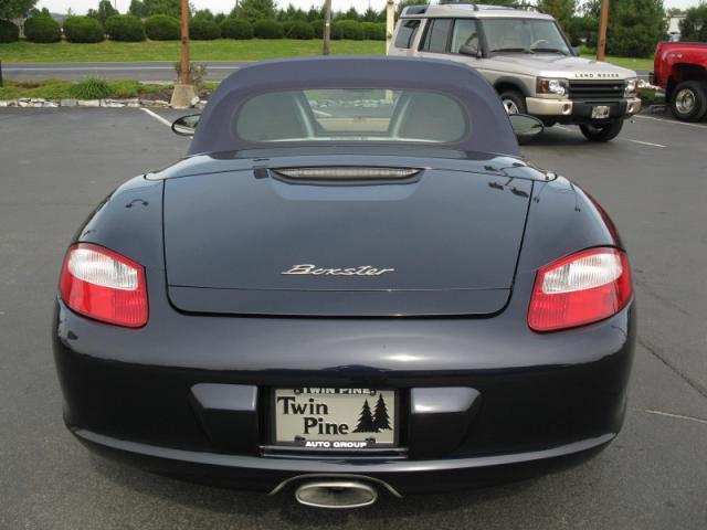 Image 28 of 2008 Porsche Boxster…