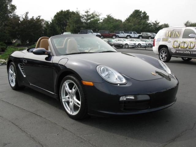 Image 34 of 2008 Porsche Boxster…