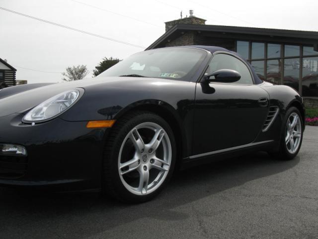 Image 39 of 2008 Porsche Boxster…
