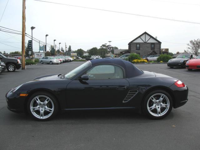 Image 42 of 2008 Porsche Boxster…