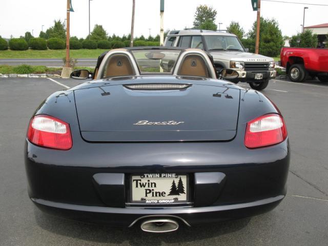 Image 44 of 2008 Porsche Boxster…