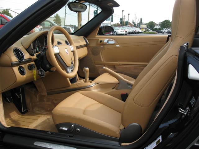 Image 45 of 2008 Porsche Boxster…