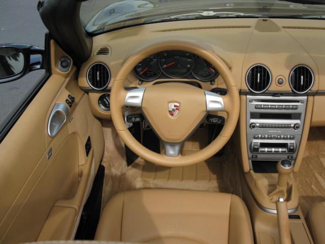 Image 46 of 2008 Porsche Boxster…