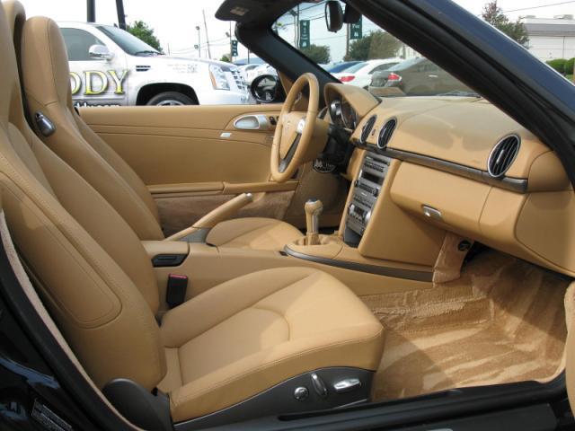 Image 47 of 2008 Porsche Boxster…