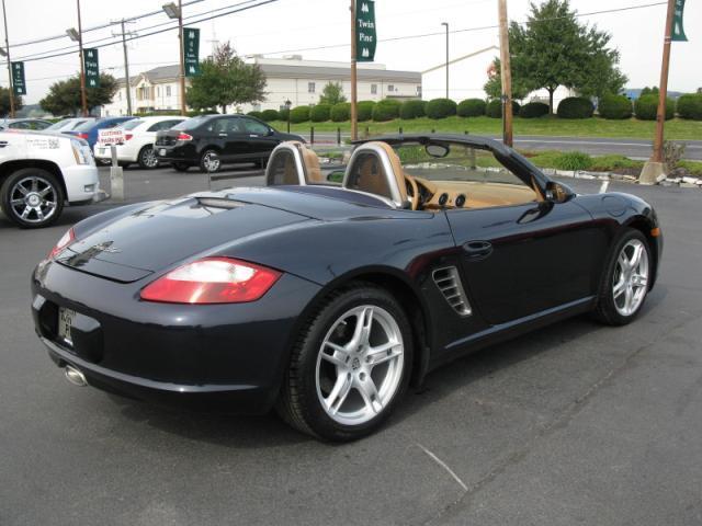 Image 48 of 2008 Porsche Boxster…