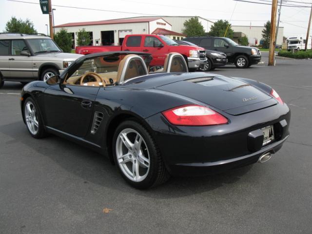 Image 49 of 2008 Porsche Boxster…
