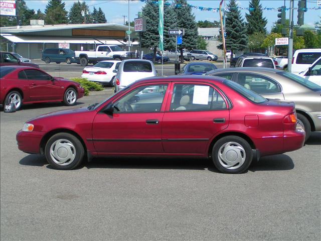 1999 toyota corolla 1427 north division street spokane. Black Bedroom Furniture Sets. Home Design Ideas