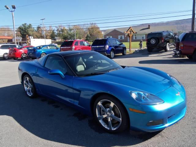 2008 Chevrolet Corvette LT3 - Waynesboro PA