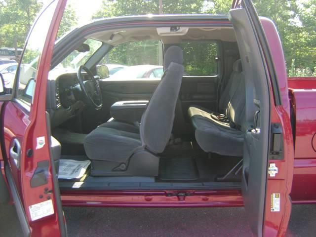 Image 49 of 2005 Chevrolet Silverado…