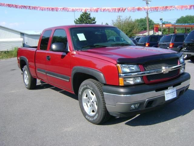 Image 58 of 2005 Chevrolet Silverado…