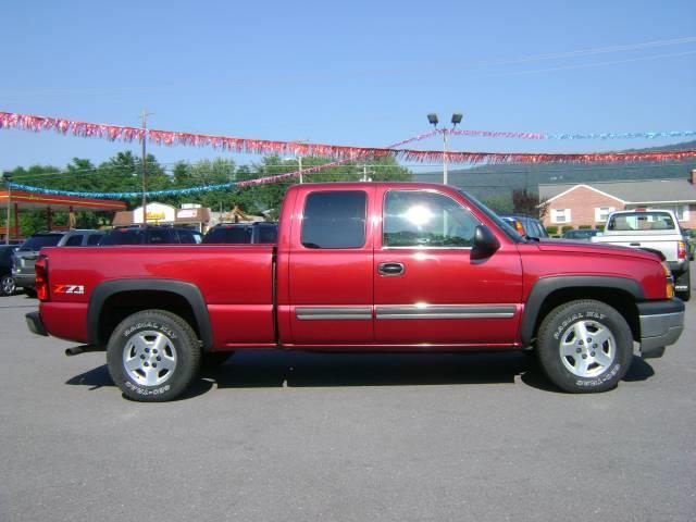 Image 59 of 2005 Chevrolet Silverado…