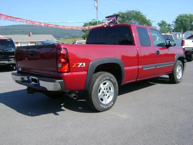 Image 60 of 2005 Chevrolet Silverado…