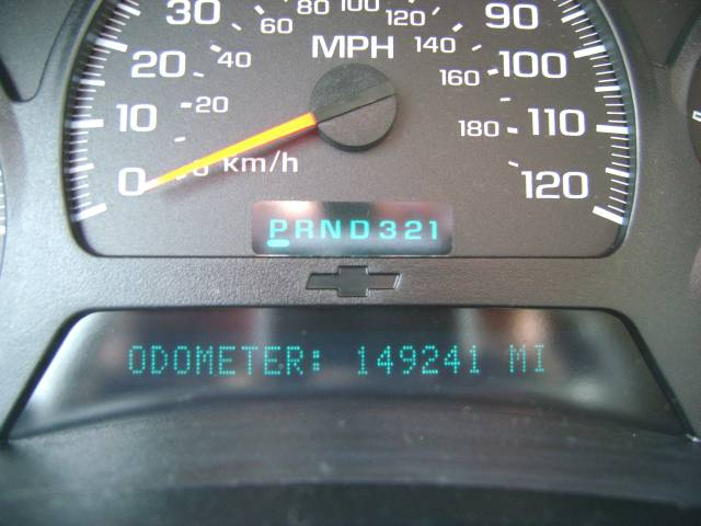 Image 21 of 2005 Chevrolet TrailBlazer…