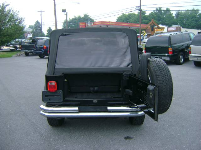 Image 30 of 2005 Jeep Wrangler Sport…