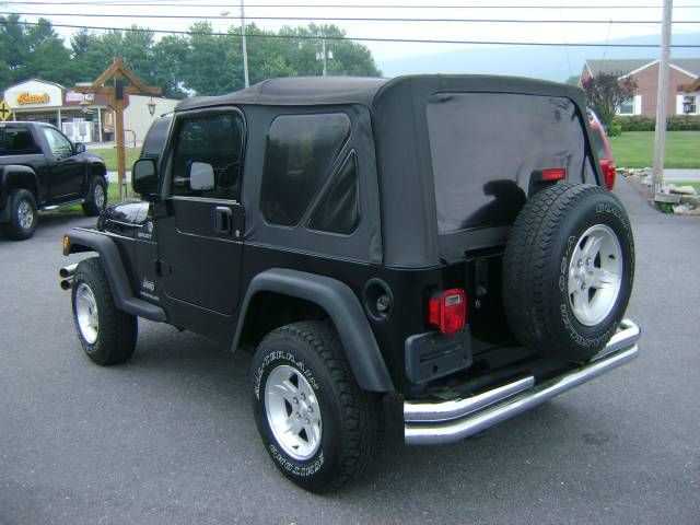 Image 31 of 2005 Jeep Wrangler Sport…