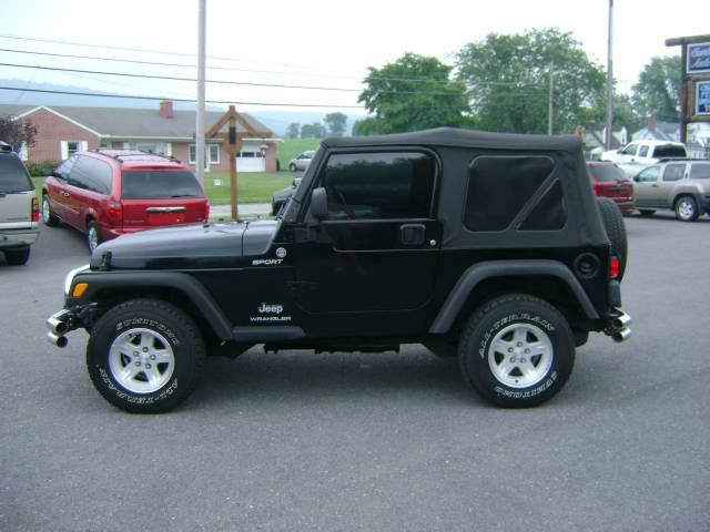 Image 32 of 2005 Jeep Wrangler Sport…
