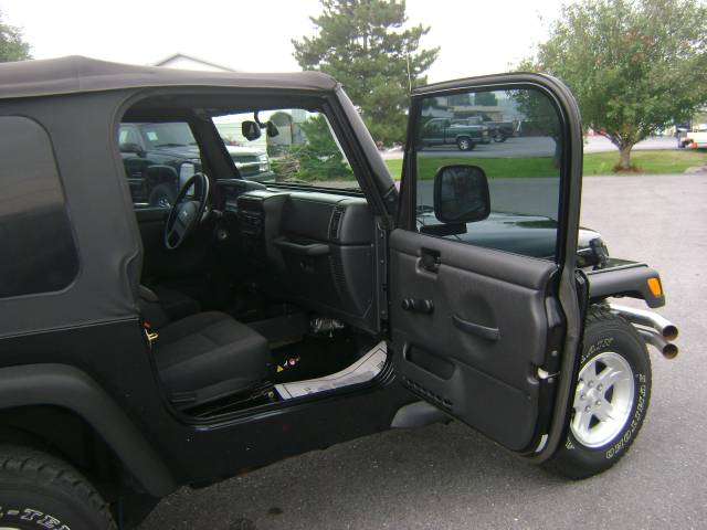 Image 39 of 2005 Jeep Wrangler Sport…