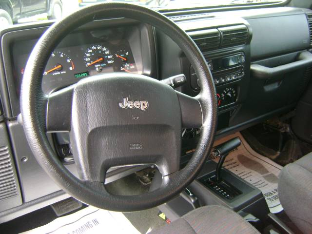 Image 45 of 2005 Jeep Wrangler Sport…
